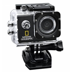 National Geographic - Camera Video Motion Action Full HD Waterproof