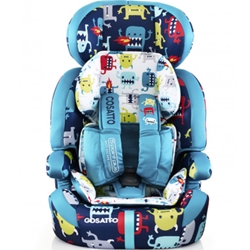 Cosatto - Scaun Auto Zoomi 123 Cuddle Monster 9-36 kg