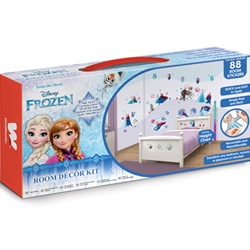 Walltastic - Kit Decor Disney Frozen 2016