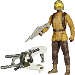 Hasbro - Figurina Star Wars The Force Awakens - Resistance Trooper