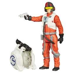 Hasbro - Figurina Star Wars The Force Awakens - Poe Dameron