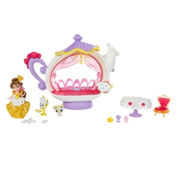 Hasbro - Set Disney Princess - Belle's Enchanted Dining Room