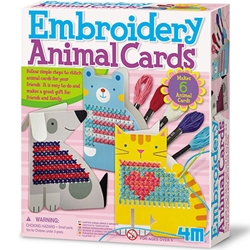 4M - Set Broderie Animale