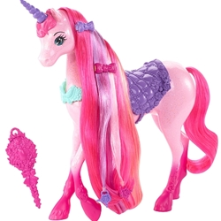 Mattel - Barbie Endless Hair Kingdom - Unicorn