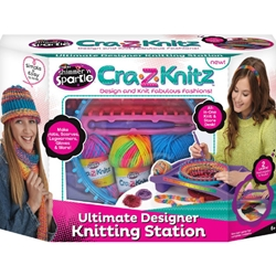 Cra-Z-Art - Studio de Crosetat Ultimate Designer Cra-Z-Knitz
