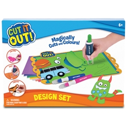 TPF Toys - Set de Design Cut It Out