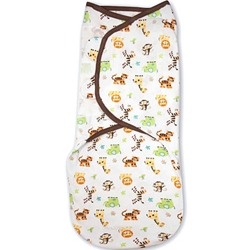 Summer Infant - Sistem de Infasare Bebe Jungle 4-6 Luni