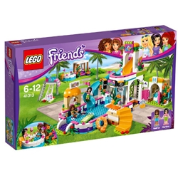 Lego - Friends - Piscina de Vara din Heartlake 41313