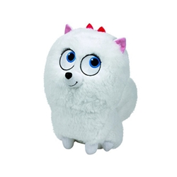 Ty - Jucarie Plus The Secret Life of Pets Gidget 15 cm
