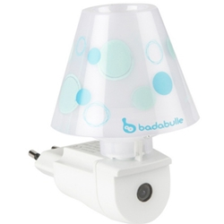 Badabulle - Lampa Automata Night Shade Blue