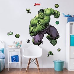 Walltastic - Sticker Mare Hulk