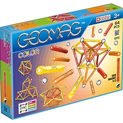 Geomag - Set Constructie Magnetic Color 64