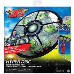 Spin Master - Disc Gonflabil Zburator Air Hogs Hyper Disc UFO