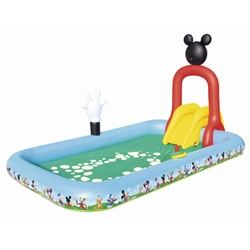BestWay - Piscina de Joaca Interactiva Mickey Mouse