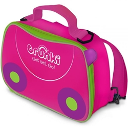 Trunki - Geanta Lunch Pink