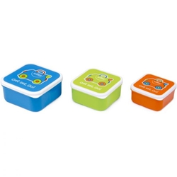 Trunki - Set Cutiute Snack Pots Blue