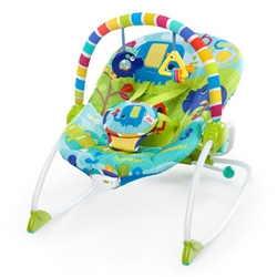 Bright Starts - Balansoar 2 In 1 Merry Sunshine Rocker