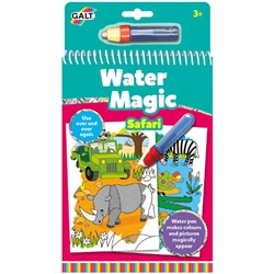 Galt - Water Magic Animals - Carte Colorat Safari