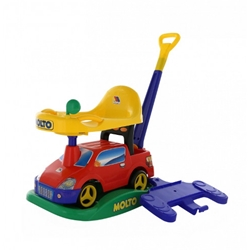 Molto - Ride-on Masina Pickup 5 in 1