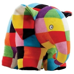 Rainbow Design - Jucarie din Plus Elmer 17 cm