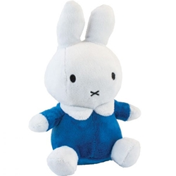 Rainbow Design - Jucarie din Plus Miffy Blue 22 cm