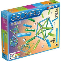 Geomag - Set Constructie Magnetic Color 35