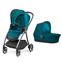 GB -  Carucior  2 in 1 Maris Capri Blue