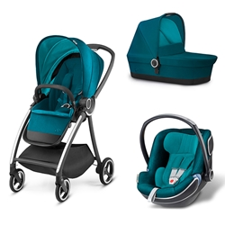 GB -  CCarucior  3 in 1 Maris Capri Blue