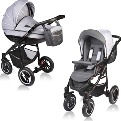 Vessanti - Carucior Crooner 2 in 1 Gray