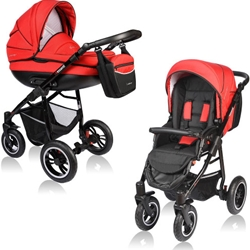 Vessanti - Carucior Crooner 2 in 1 Red