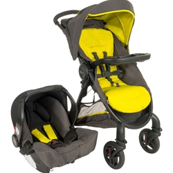 Graco - Carucior FastAction Fold 2.0 TS Sport Lime