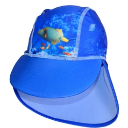 Swimpy - Sapca Coral Reef 0-1 an Protectie UV