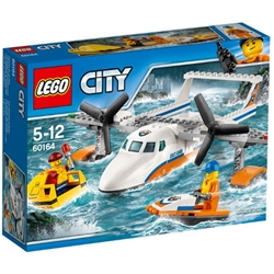 Lego - City - Avion de Salvare pe Mare