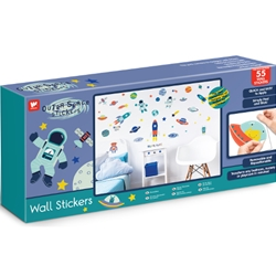 Walltastic - Kit Decor Sticker Outer Space
