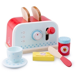 New Classic Toys - Set Toaster