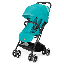 GB -  Carucior  Qbit Plus Capri Blue
