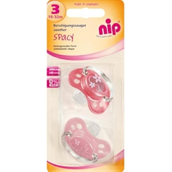 Nip - Suzeta Spacy Silicon Marimea 3
