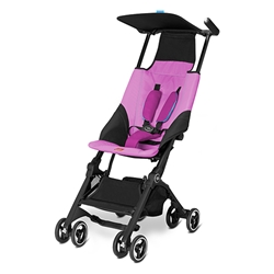 GB -  Carucior GB Pockit Plus Posh Pink