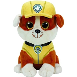 Ty - Plus Paw Patrol Rubble 15 cm