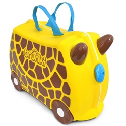 Trunki - Valiza Gerry Girafa