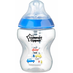 Tommee Tippee - Biberon Decorat 260 ml Bleu