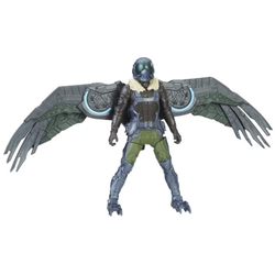 Hasbro - Figurina Spider-Man Homecoming Vulture cu Aripi Extensibile