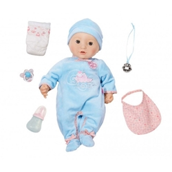 Zapf Creation - Papusa Baby Annabell - Fratiorul