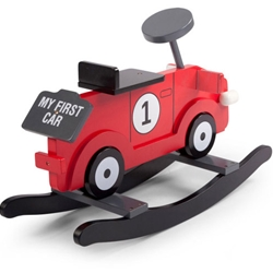 Childhome - Balansoar My First Car Red