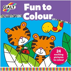 Galt - Carte de Colorat Fun to Color