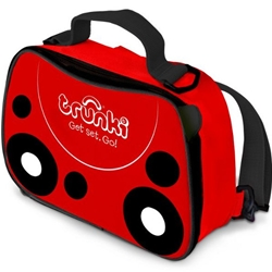 Trunki - Geanta Lunch Red