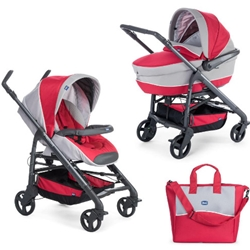 Chicco - Carucior 2 in 1 Duo Love Motion