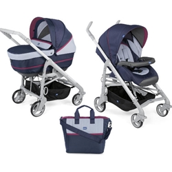 Chicco - Carucior 2 in 1 Duo Love Up