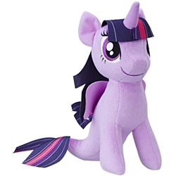 Hasbro - Jucarie Plus My Little Pony Twilight Sparkle Sirena 25 cm