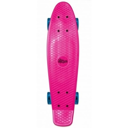 No Rules - Skateboard Fun cu LED-uri No. 349